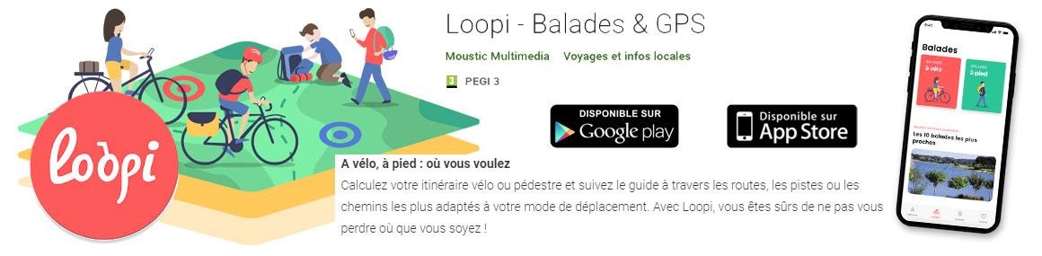 Loopi Balades & GPS