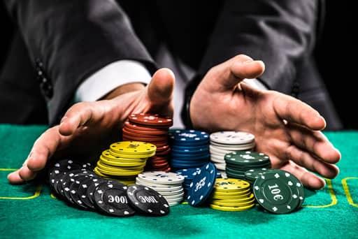 インサイドベットと賭け方