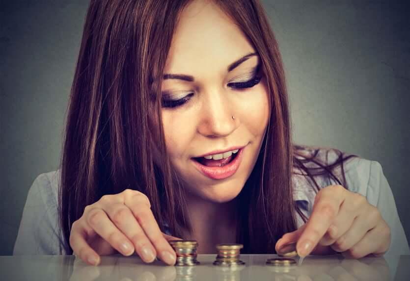 sparen, spaargeld, spaarpotjes, potjes, geld verdelen, verdeling, inkomen, doelsparen, doelen, porterenee, geld