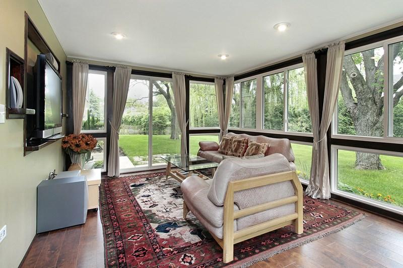 best flooring for your unheated sunroom