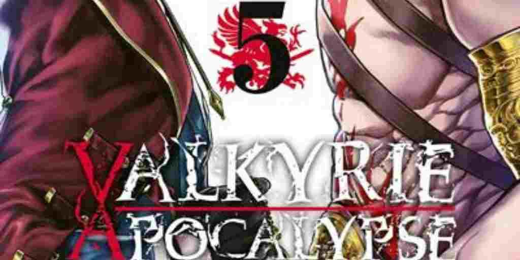 Valkyrie Apocalypse, tome 5 – Ajichika, Shinya Umemura et Takumi Fukui