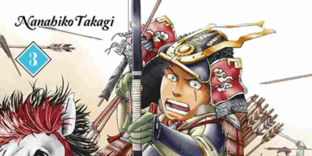 Angolmois, tome 3 : Chronique de l'invasion mongole – Nanahiko Takagi