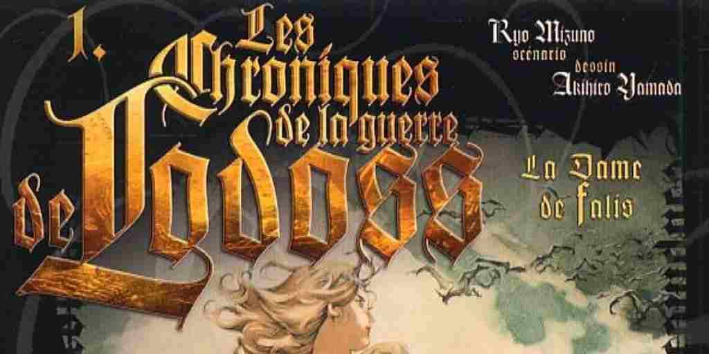 Chroniques de la Guerre de Lodoss (Les) : La Dame de Falis, tome 1 – Ryo Mizuno et Akihiro Yamada