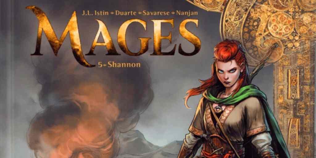 Mages, tome 5 : Shannon – Jean-Luc Istin, Kyko Duarte et Ornella Savarese
