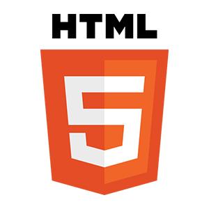 PORTFO_LIO - logo HTML5
