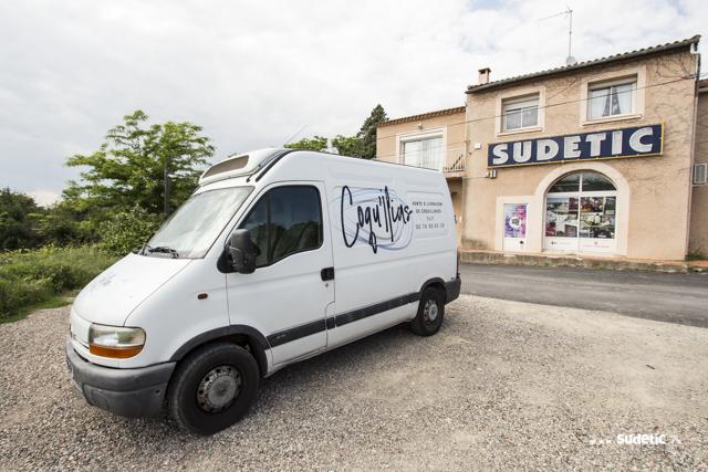 Décoration Renault Master Coqu'Ilias par SUDETIC