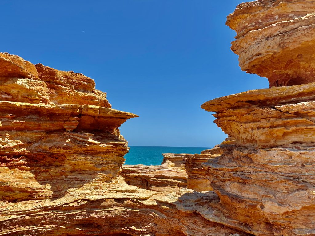 Way Out West in Australia - True North Adventure Cruises