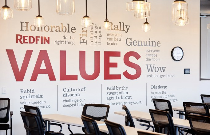 Step Inside Our Brand New Redfin Office