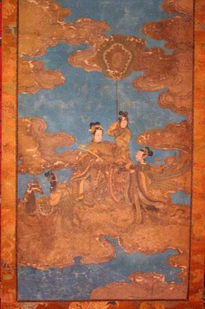 La Reine mre du louest Xiwangmu