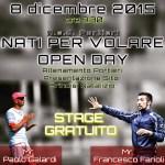 Open day: 8 dicembre 2015