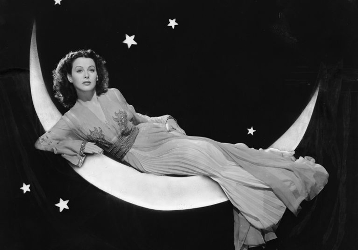 bombshell THE HEDY LAMARR STORY pjds