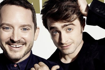 daniel radcliffe elijah wood harry potter