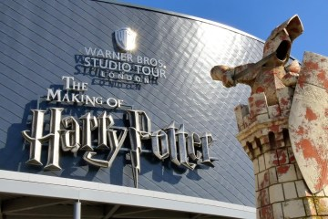 Harry Potter Warner Bros Studio Tour Londra