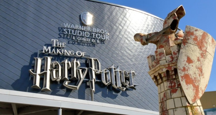 Harry Potter Warner Bros Studio Tour Londra