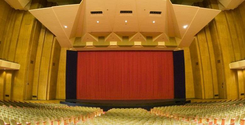 Keller auditorium interior photo by david barss also seating  accessibility portland rh portland