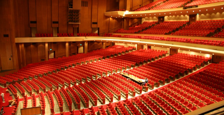Keller auditorium interior photo by jim lykins also seating  accessibility portland rh portland
