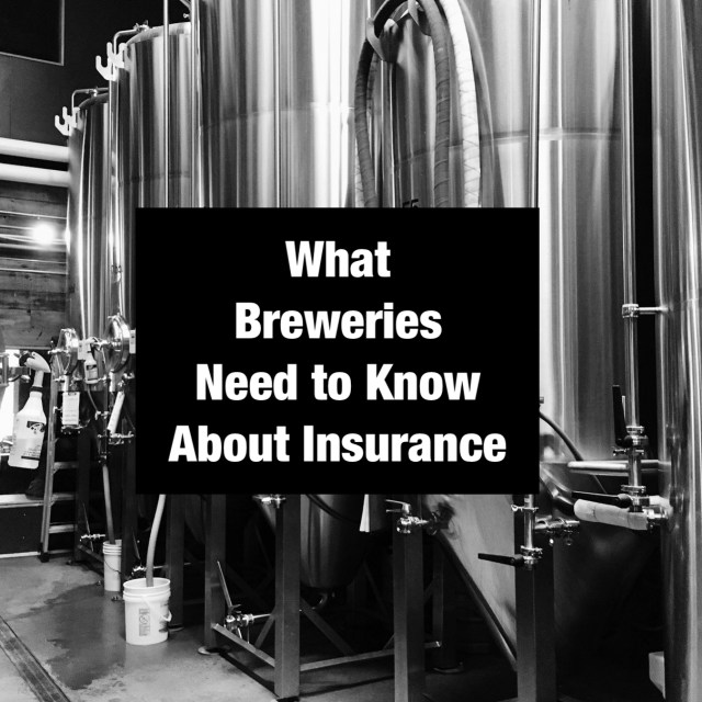 What Breweries Need to Know About Insurance - Portland Beer Podcast Episode 92 by Steven Shomler