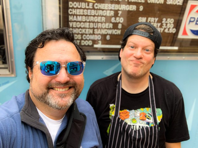 Burger Stevens Dig A Pony Portland BLT Week 2019 Photos by Steven Shomler