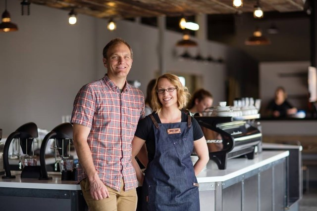 Chad Kimm Ghost Town Coffee Roasters – Portland Culinary Podcast Episode 40 by Steven Shomler