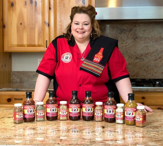 Tyna Mays-Schey Saucy Minx BBQ Sauces & Rubs – Portland Culinary Podcast Episode 45 by Steven Shomler
