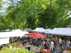 Portland Farmer's Market - PSU Location