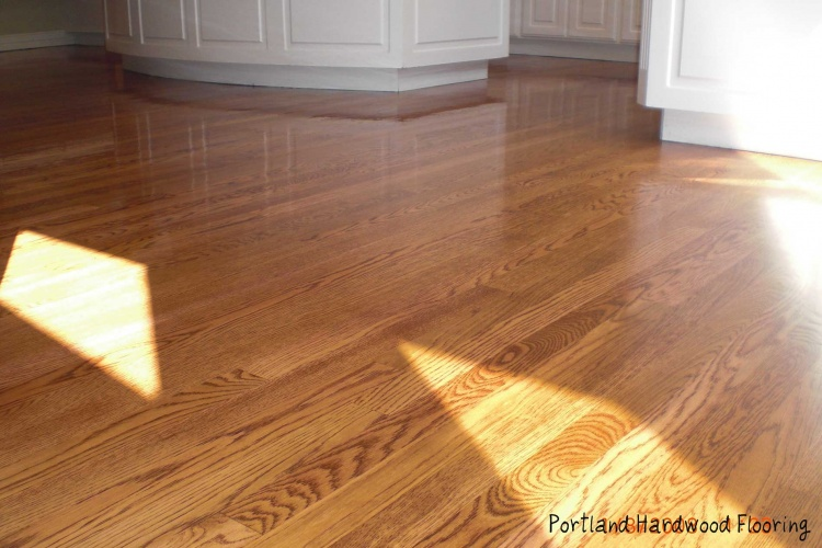 Which Hardwood Floors are the Hardest  Portland Hardwood
