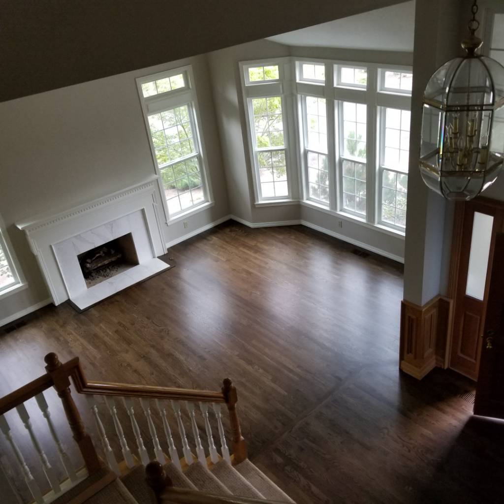 Portland Hardwood Refinishing