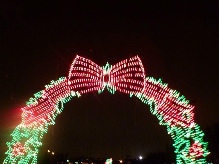 Christmas Lights Pir