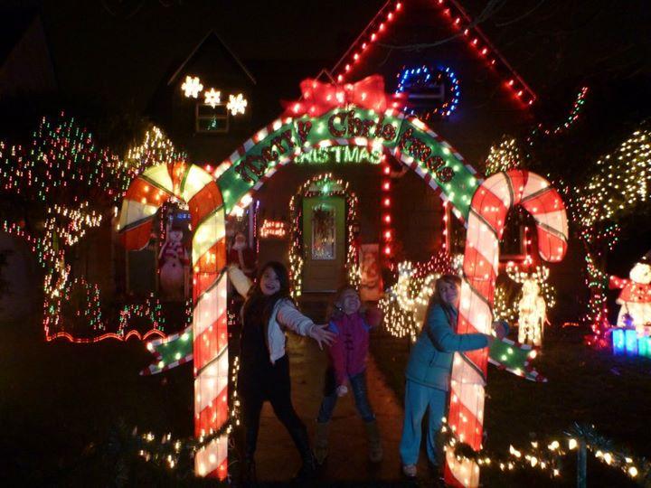Christmas Lights Large