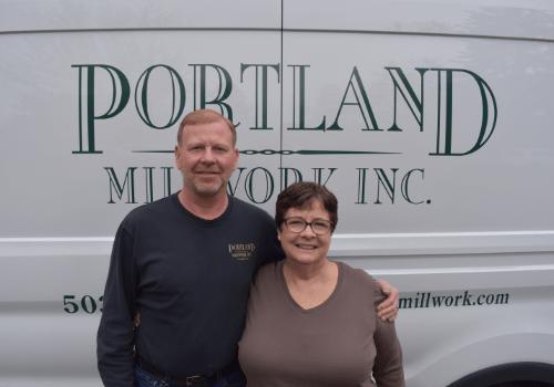 Portland Millwork service team.