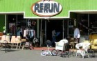 A neighborhood resale and consignment store in Portland, Oregon.