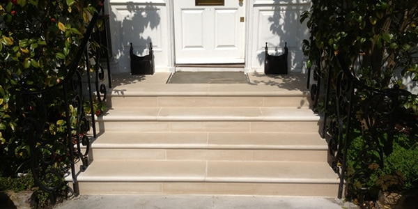 Why Portland Stone For Your Entrance Steps Portland Stone