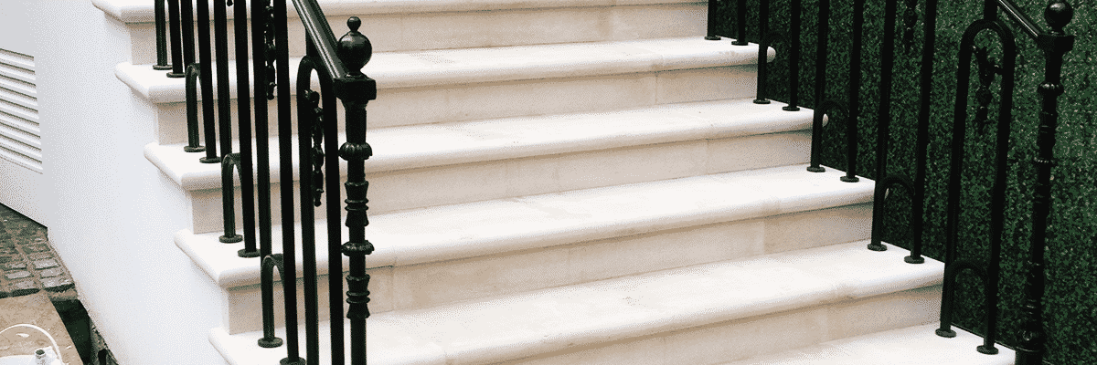 Portland Steps London