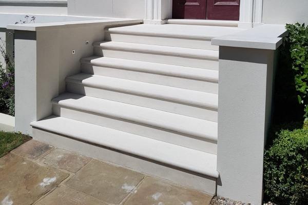 Traditional Portland Steps