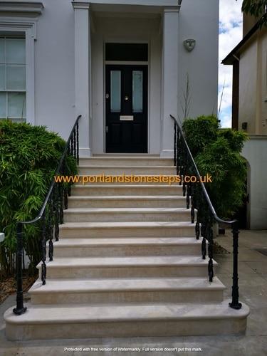 Portland Stone Steps Gallery Image 2