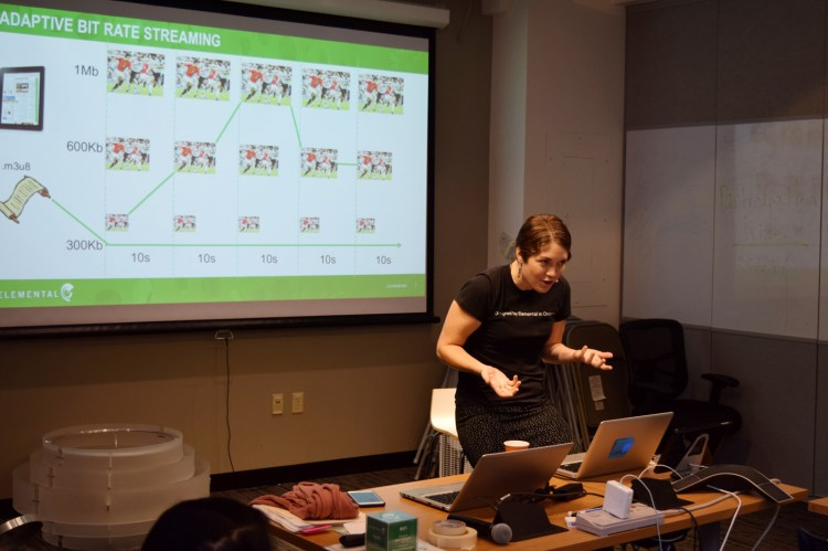 Elemental Technologies Career Day, October 2015