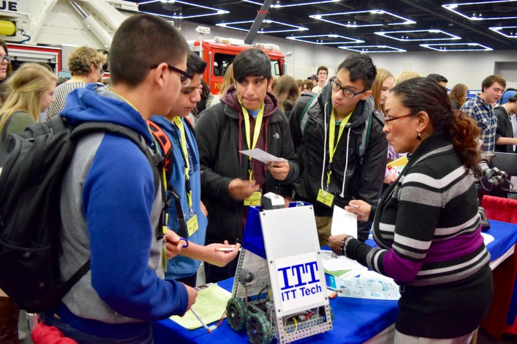 Expo 2016: ITT Tech