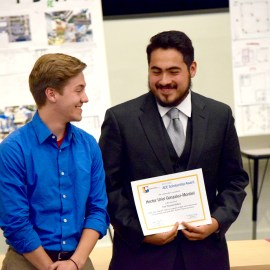 ACE Mentor Program awards $72,000 in college scholarships to Portland-area seniors