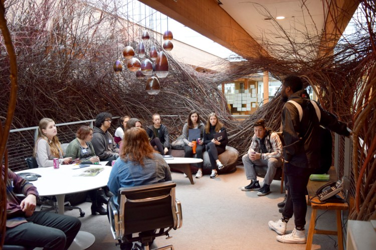 Wieden+Kennedy Career Day, Nov. 2016