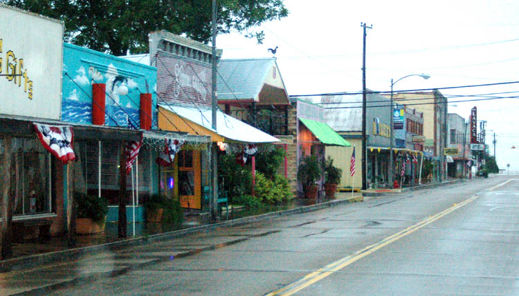 Main Street in Port Lavaca