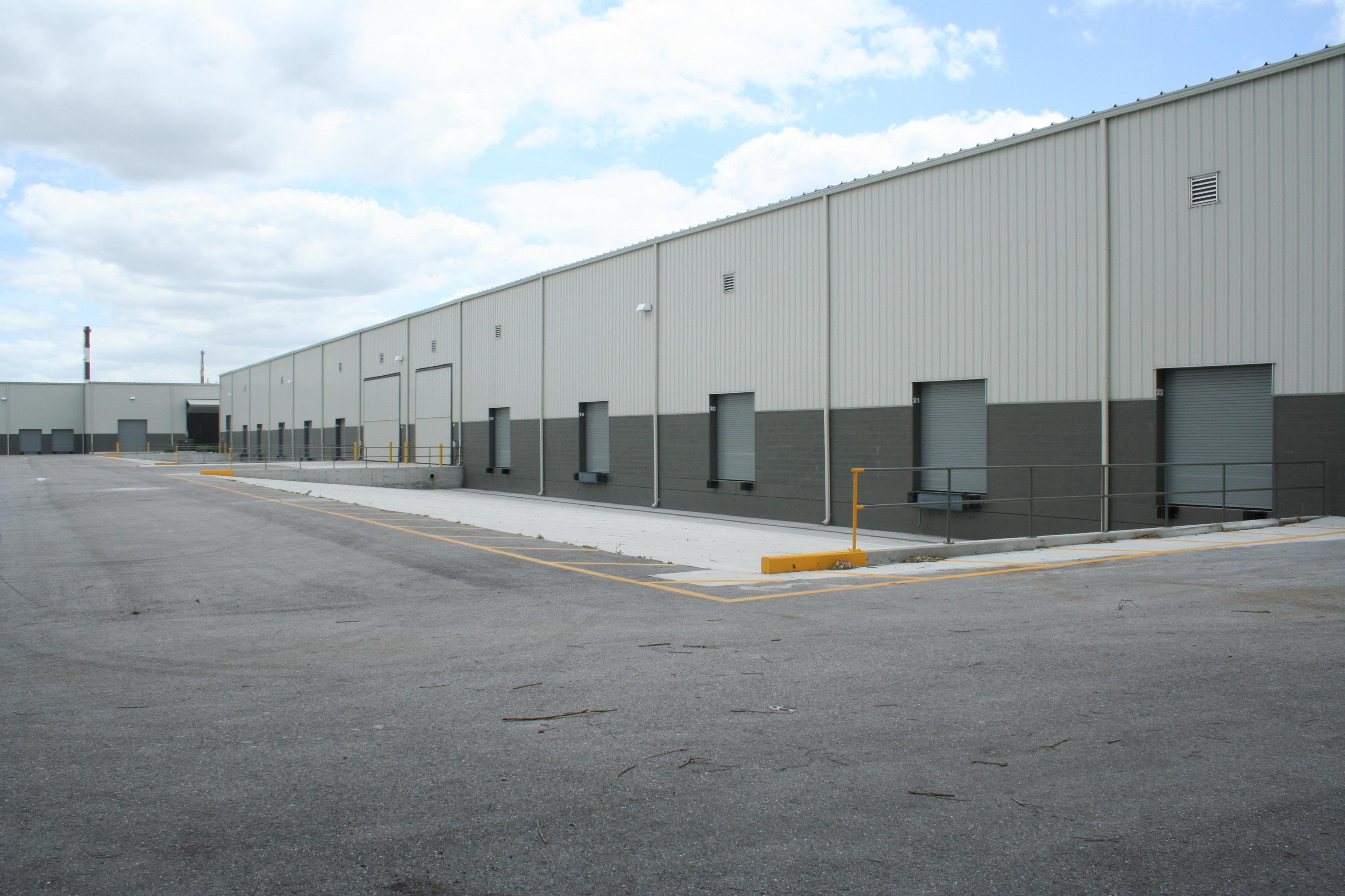Port Manatee Commerce Center  About Us