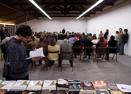 Lançamento da revista Nova Águia (http://www.porto.taf.net)
