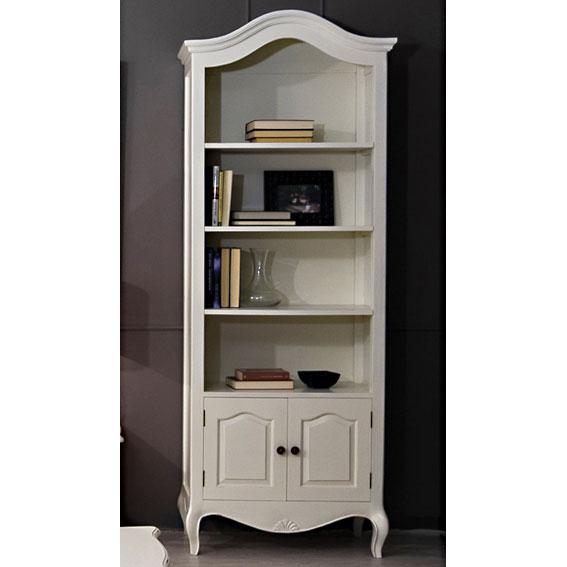 Librera 2 puertas blanco Vintage Pars en