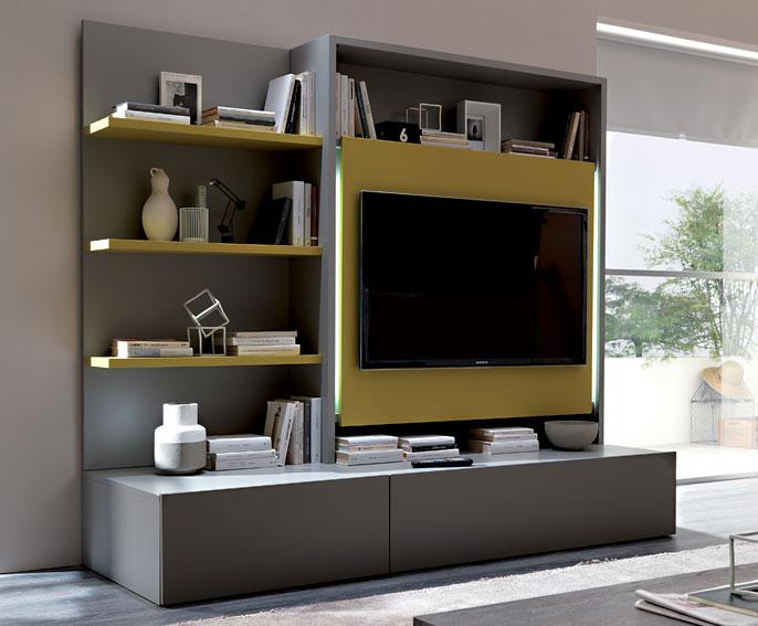 Mueble tv Moderno Smart en COSAS de ARQUITECTOSCosas de