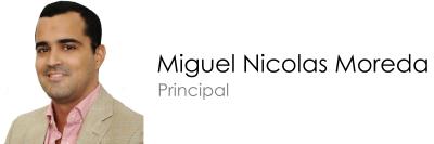 Miguel Nicolas Moreda, CPA, CIRA