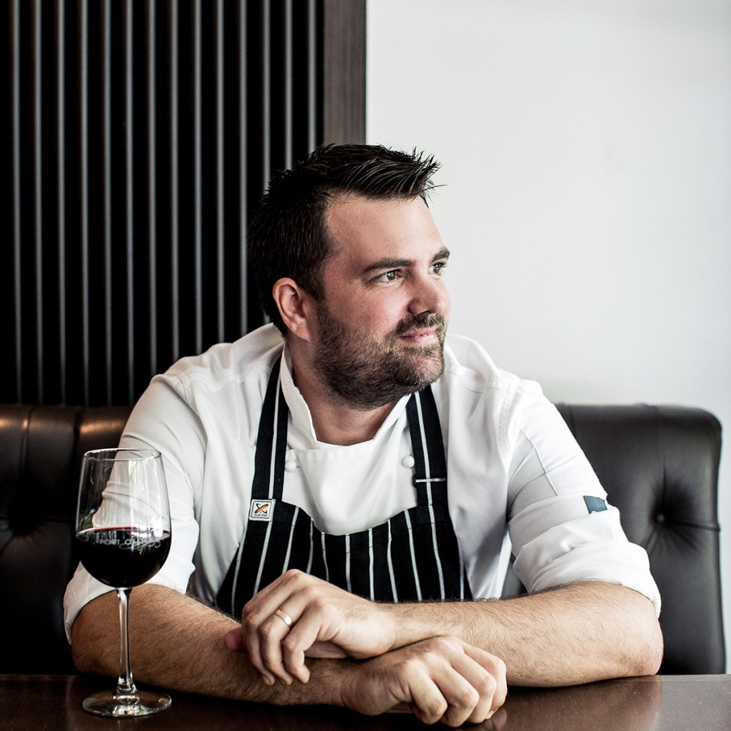 Executive Chef, Graham Waddell
