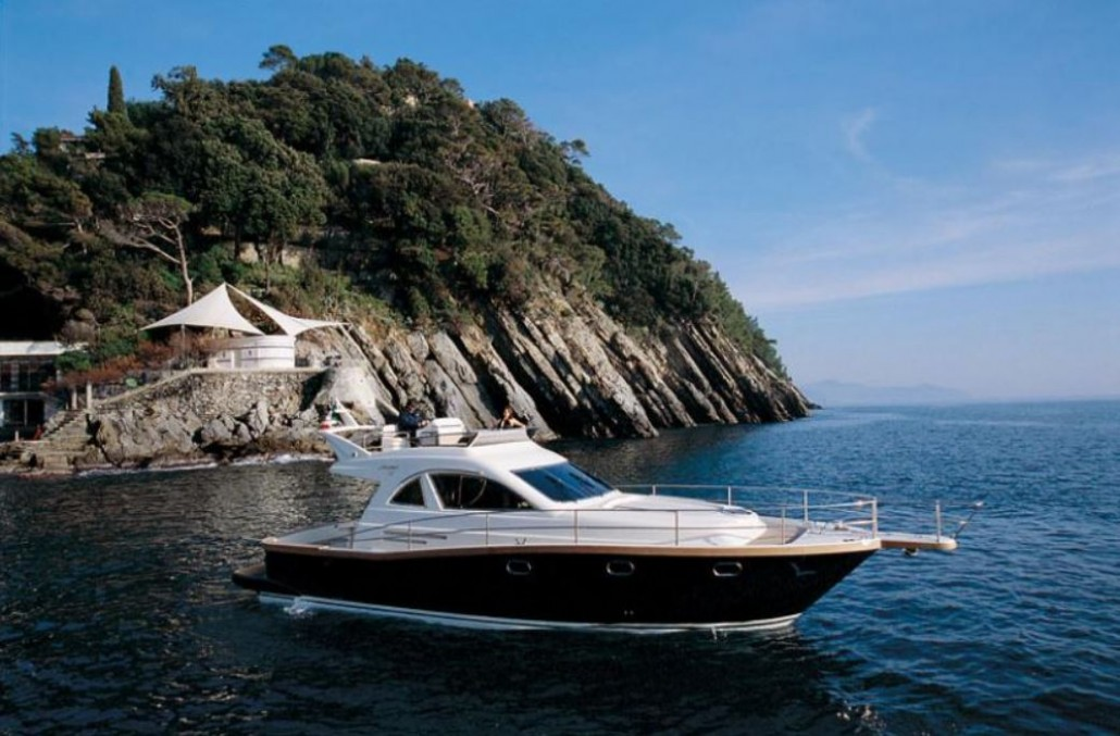 Portofino 47  FLY  Portofino Marine