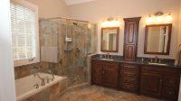 Custom Designed Showers - Bath Remodeling Center Cary, NC