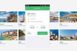 PayDo parking 01 - TEST Aplikacija PayDo za plaćanje parkinga