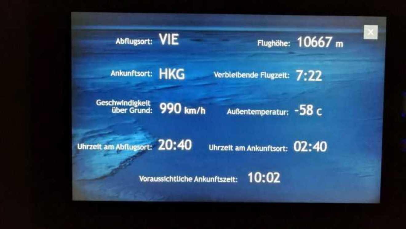 Na ekranu pratimo visinu brzinu aviona i vanjsku temperaturu - Hoće li se zrakoplov srušiti ako ne ugasimo mobitel?